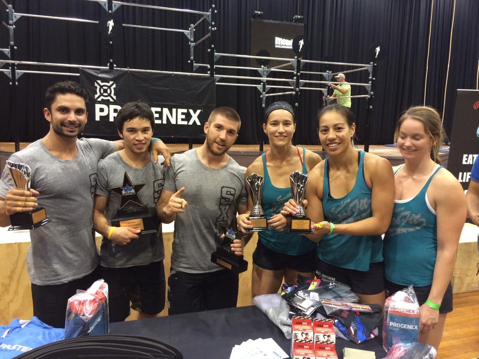 Southern CrossFit takes 1st place at last years AllStars Affiliate Finals