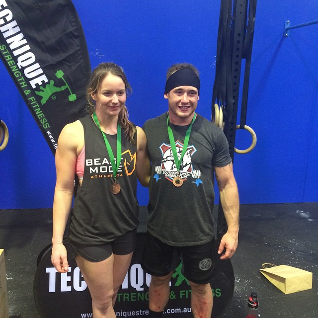 Congrats to two of our coaches, Tara and Fin who both came third in the Battle of the South West 2!