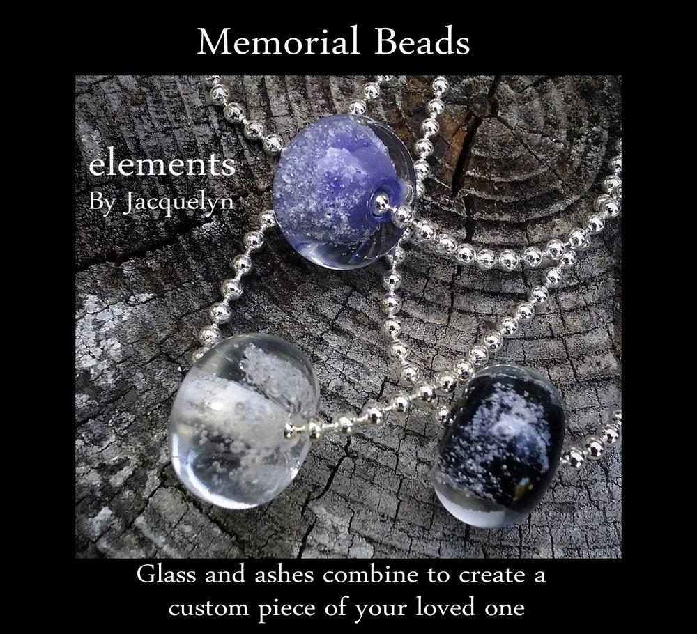 Memorial Beads