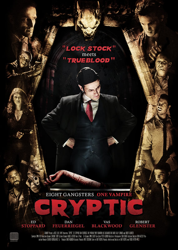 Cryptic - Feature Film (2013)