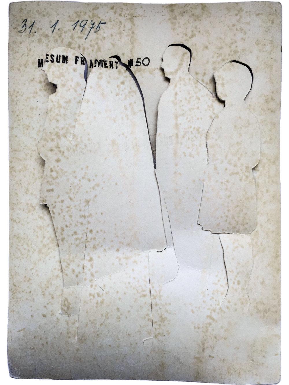 Muesum Fragment No 50 -
