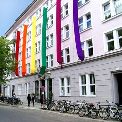Lebensort Vielfalt, Berlin.