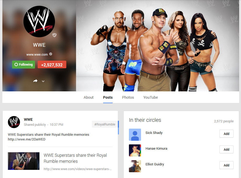 WWE google plus.png