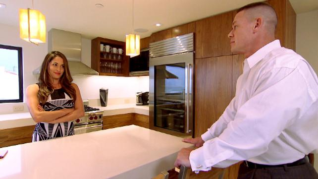 "John and Nikki on ""Total Divas"""