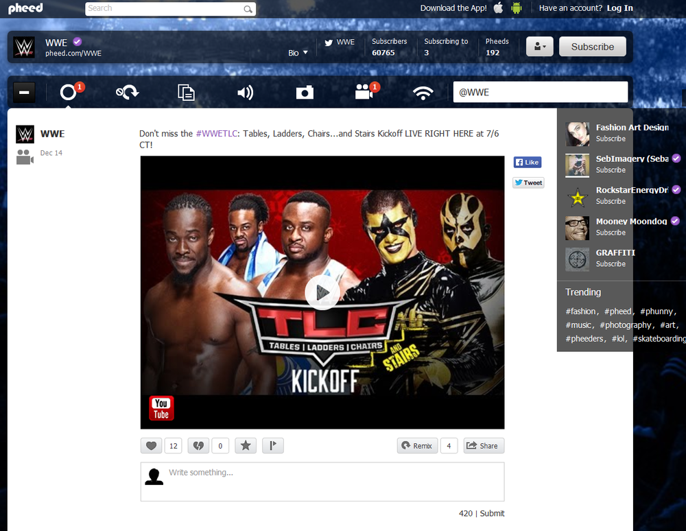 WWE on Pheed.png