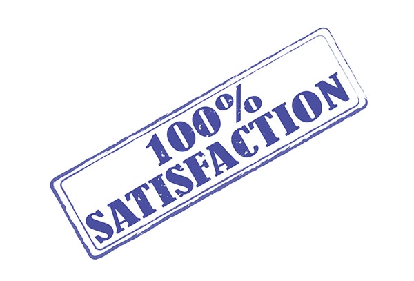 Customer loyalty and satisfaction