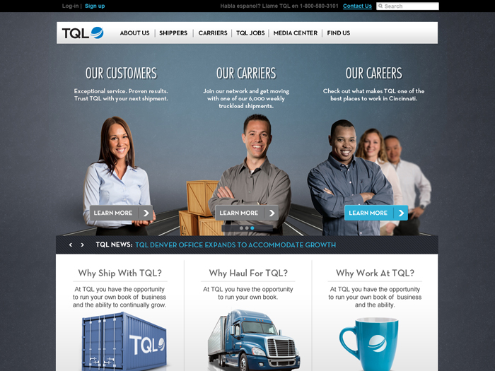 The TQL Home Page