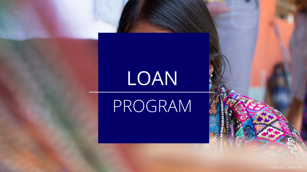 Artisan Loan Program