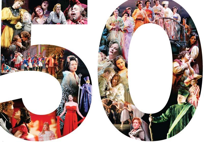 Alexander returns for Portland Opera's 50th anniversary season