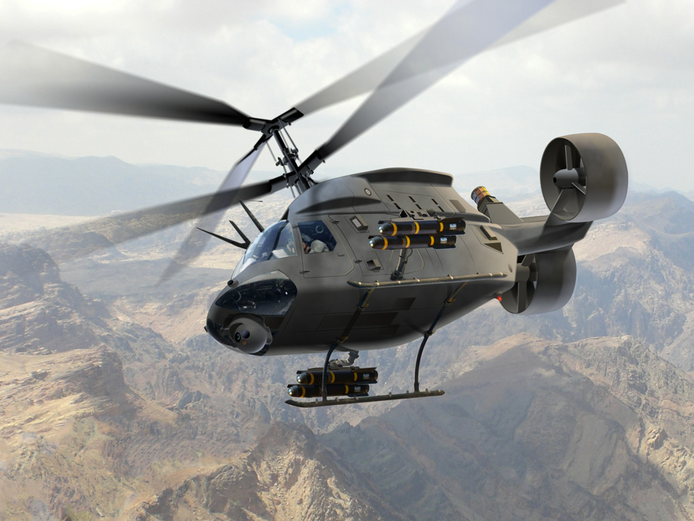 AVX OH-58 Modification Concept