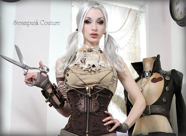 Kato, Founder of Steampunk Couture