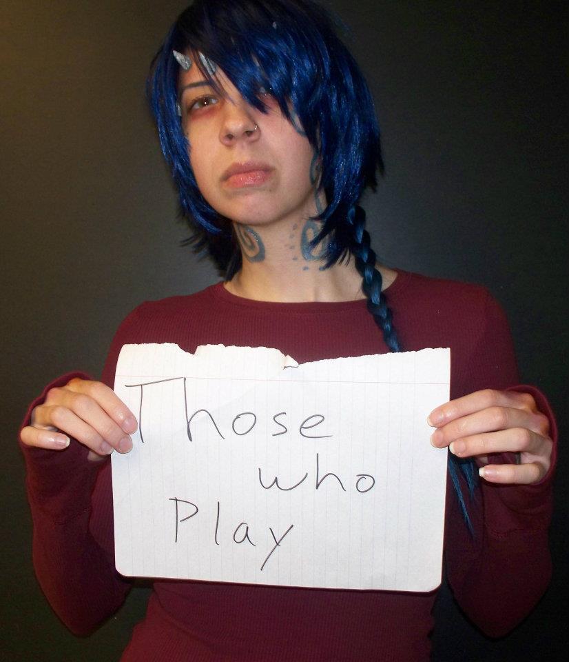 Those Who PlaybyLydia Love Model: Karina Cooper