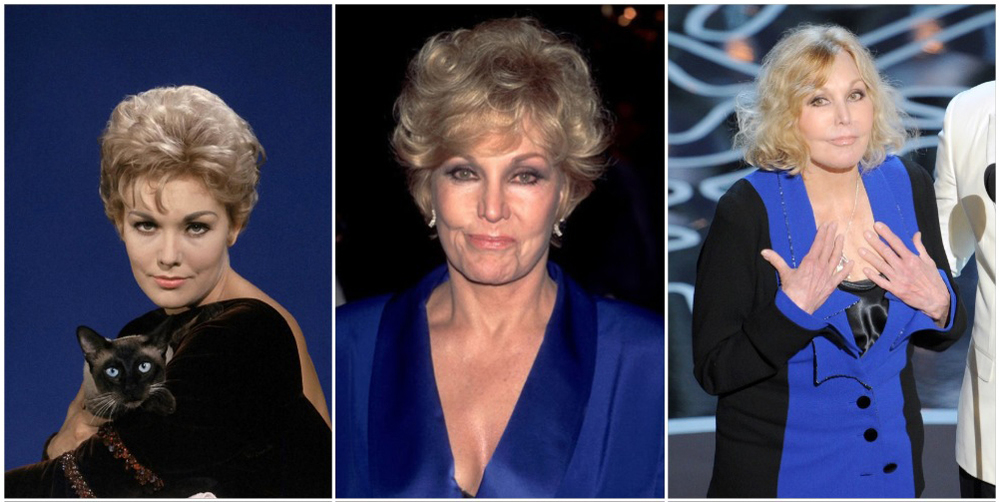 kim novak - before and way after - why do women do this?