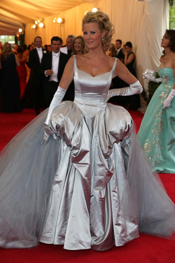 Kim Basinger - I mean, Sandra lee