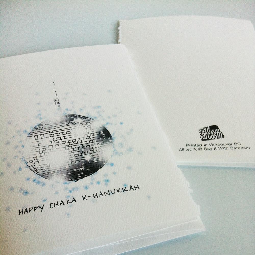 Happy Chaka K-Hanukkah