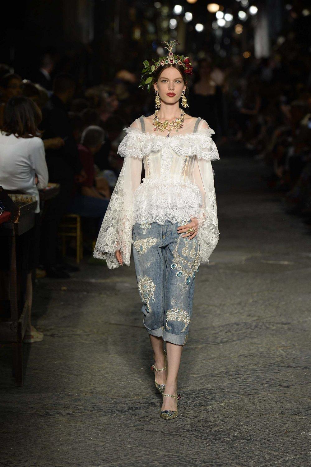 Dolce & Gabbana - Alta Moda AW16