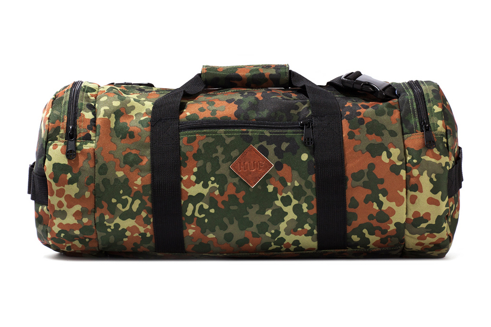 mountainsandmenswear :     HUF FALL/WINTER GERMAN CAMO CORDURA