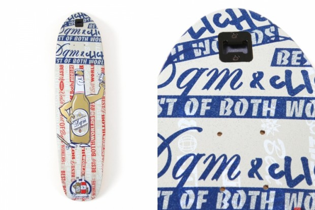 onlycoolstuff :     Cliche NYC x DQM Collection 2012