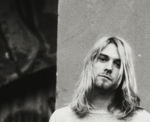 """I definitely feel closer to the feminine side of the human being than I do the male - or the American idea of what a male is supposed to be. Just watch a beer commercial and you'll see what I mean.""  -  Kurt Cobain"