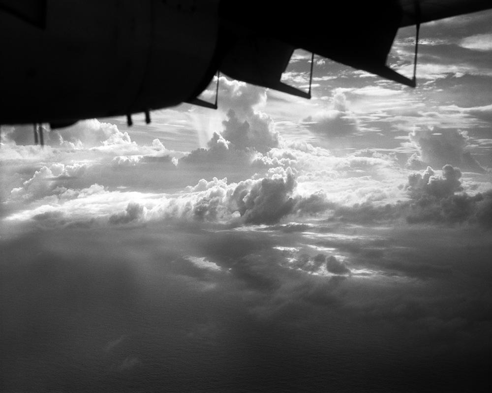 Over Bikini Atoll, Marshall Islands, 2003 From Bikini Atoll 06.02.03