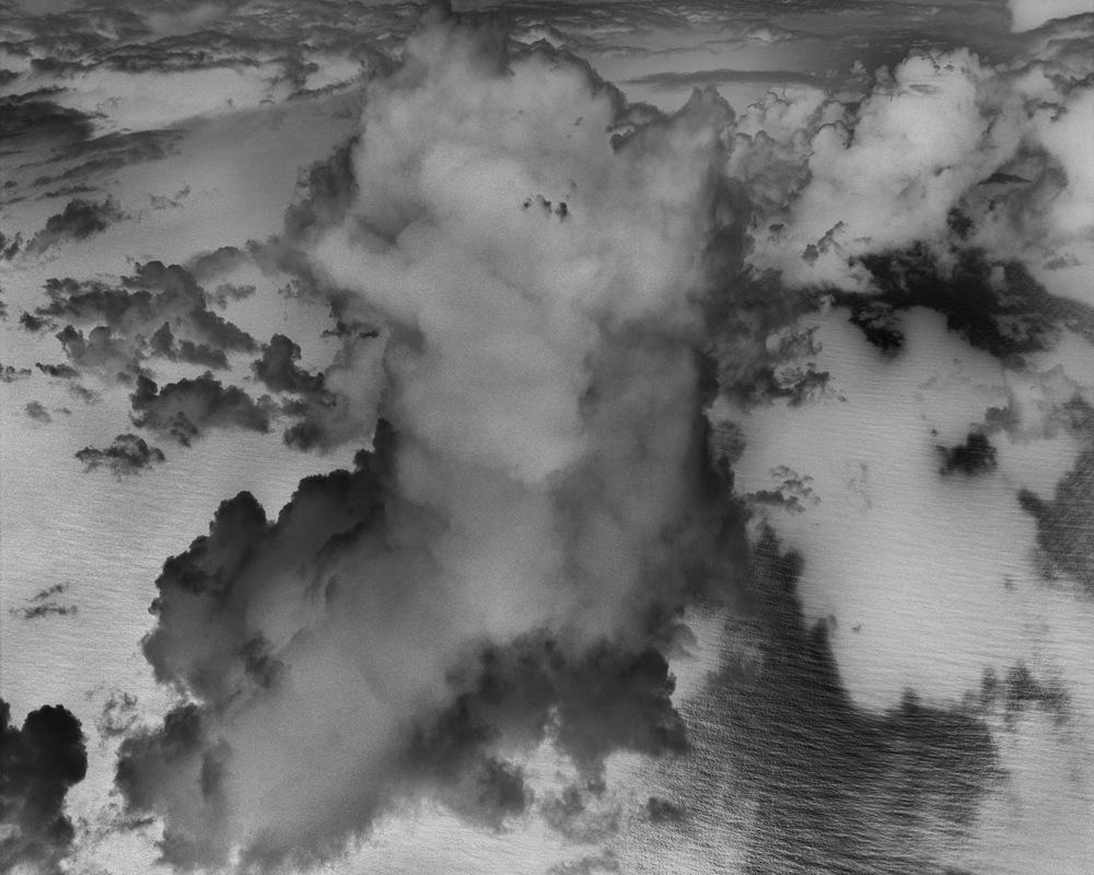 Clouds Enroute Bikini Atoll, Marshall Islands, 2003 From Bikini Atoll 06.02.