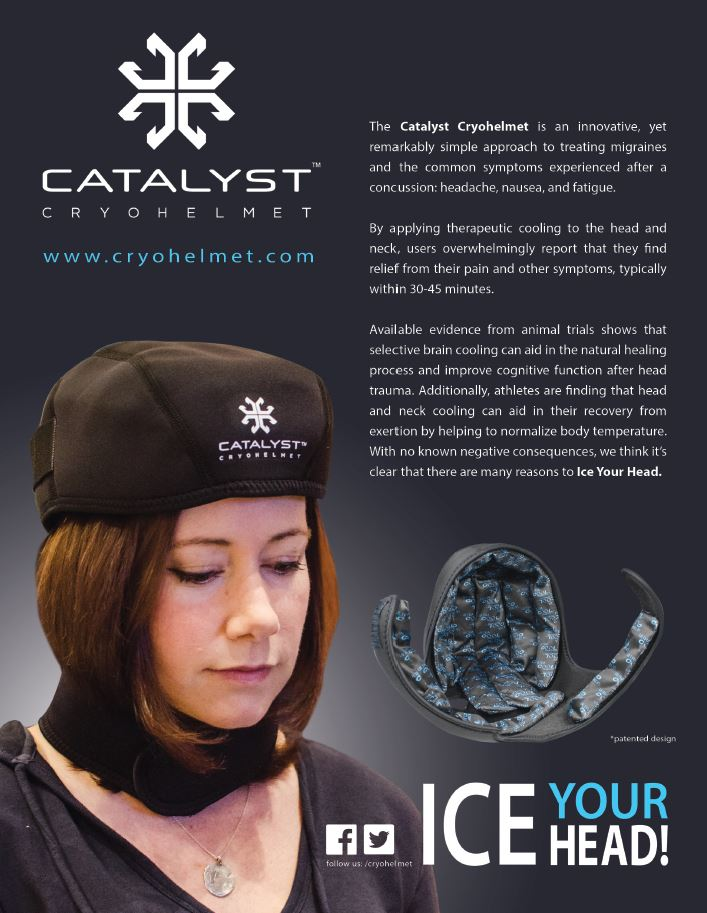 Cryohelmet Flyer