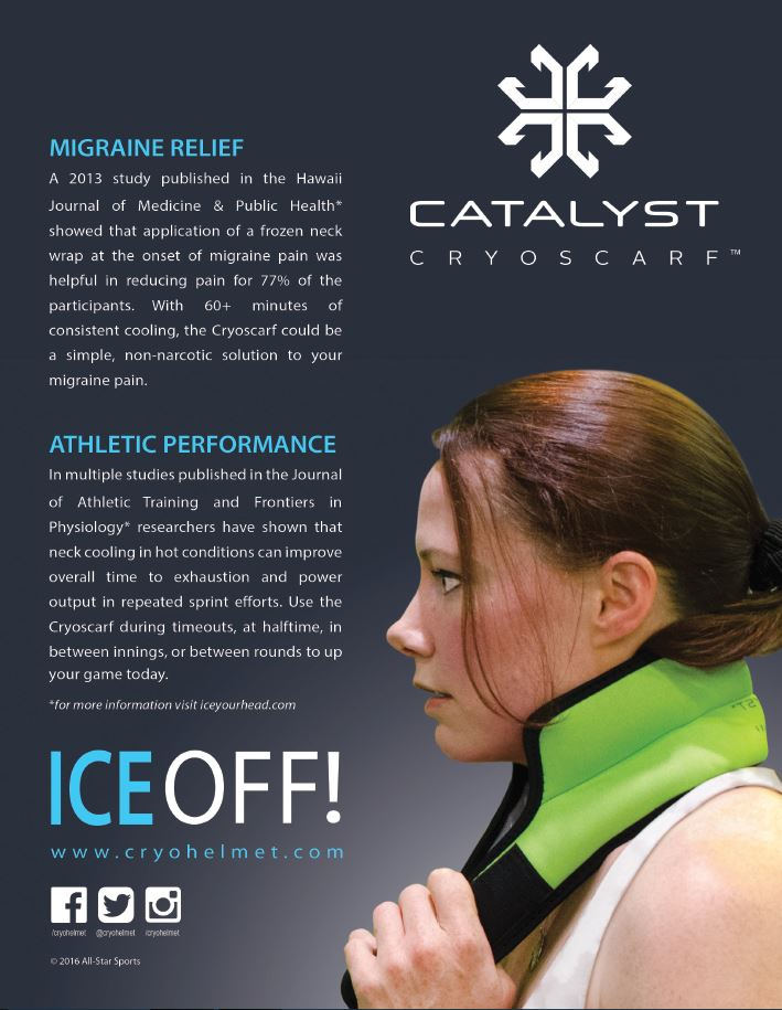 Cryoscarf Flyer