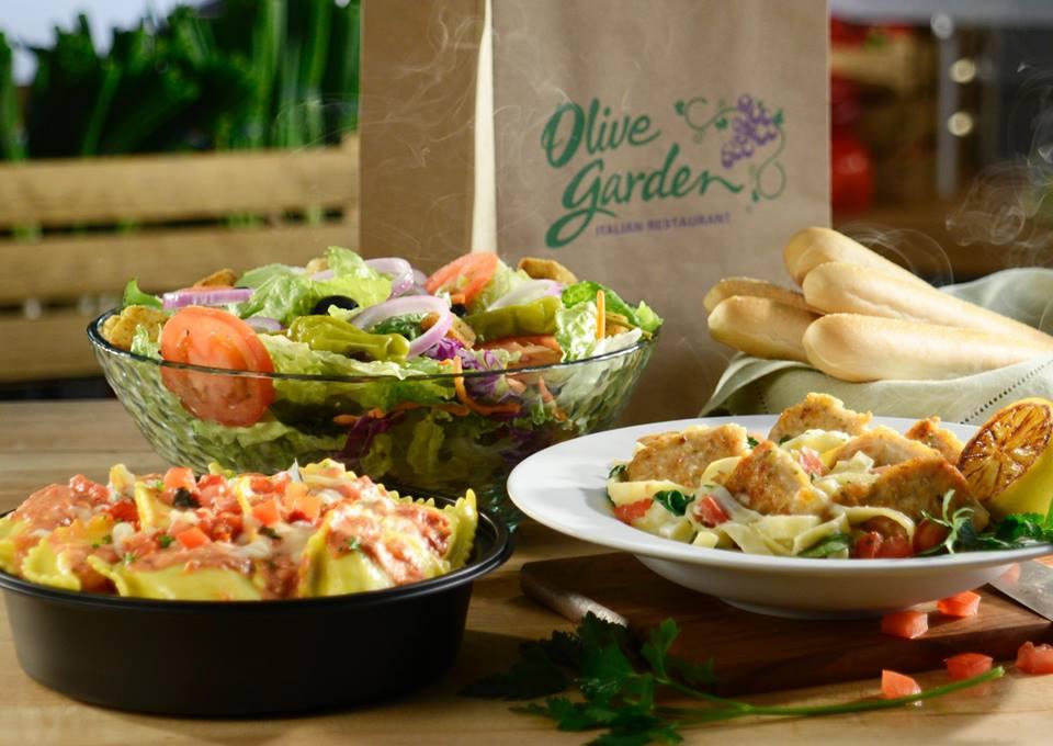The Olive Garden | Photo Credit: Facebook.com