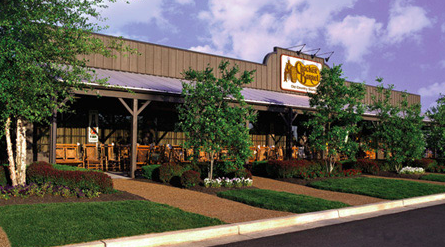 Photo of a Cracker Barrel restaurant | Crackerbarrel.com