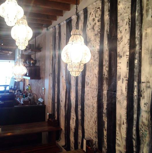 Custom Birch, Restaurant Install