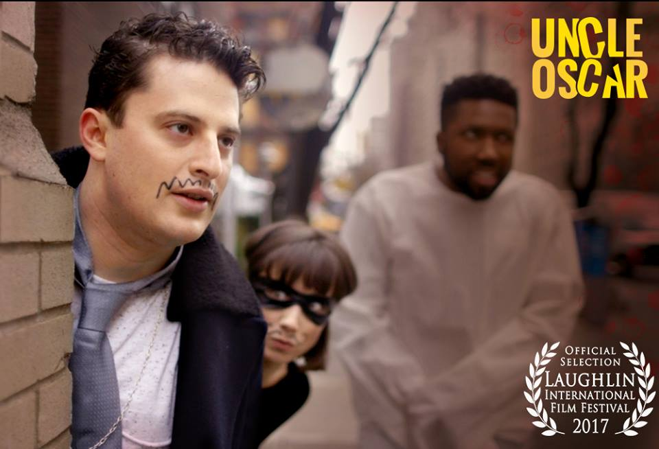 Uncle Oscar is an official selection of the Laughlin International Film Festival!   More info here:  http://laughlinfilmfestival.squarespace.com/