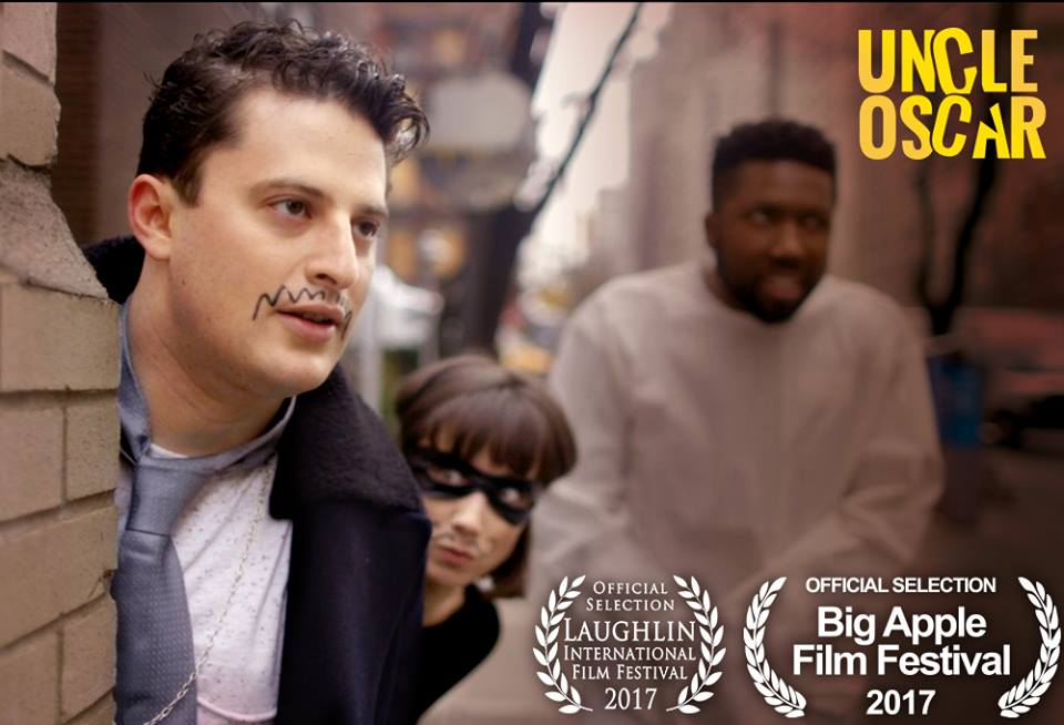 Uncle Oscar is also an official selection of the Big Apple Film Festival!  Details here:  https://www.bigapplefilmfestival.com/    Tickets:  https://www.eventbrite.com/e/uncle-oscar-tickets-38396799862