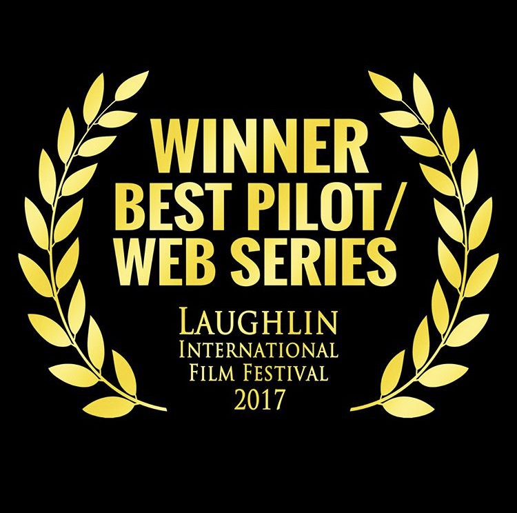 Uncle Oscar won Best Pilot/ Web Series at the 2017 Laughlin International Film Festival!