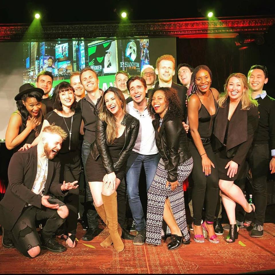Shannon had the pleasure of singing at the 5th Annual Broadway for Self Help Africa benefit at The Cutting Room in April. For more information about the non-profit, check out  http://www.selfhelpafrica.org/