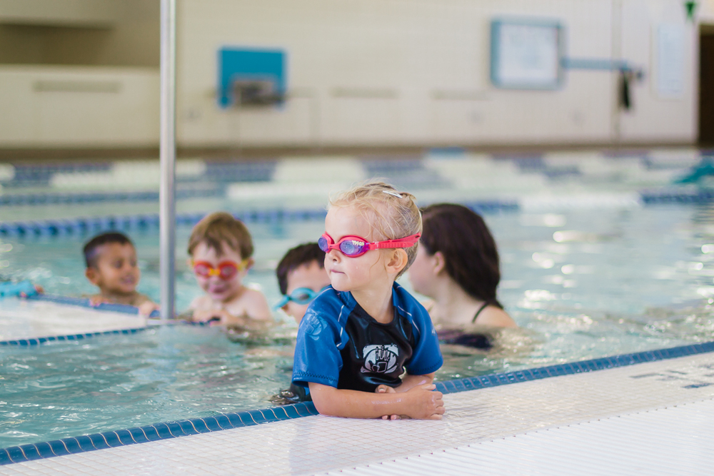 {Week 13:52} || March 26th. Swim lessons - Santa Barbara Family YMCA