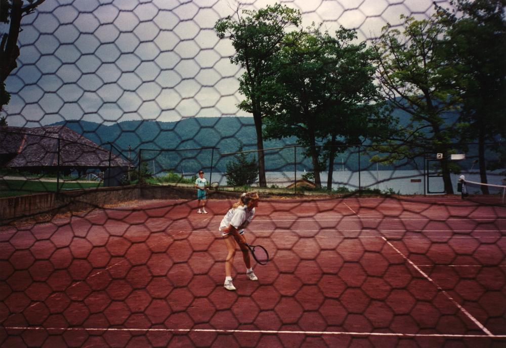 Me on clay || Circa 1992