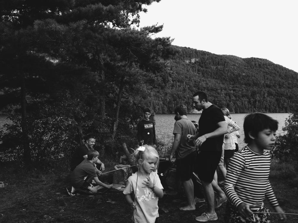 S'MORES || Cousins, O'Dell Island