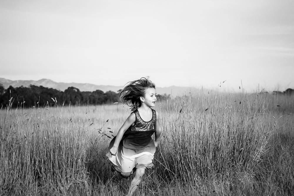 Ava Knothe, 6 || Ellwood Bluffs, Goleta