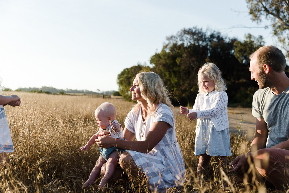 SCHMOE FAMILY || Ellwood Bluffs, Goleta