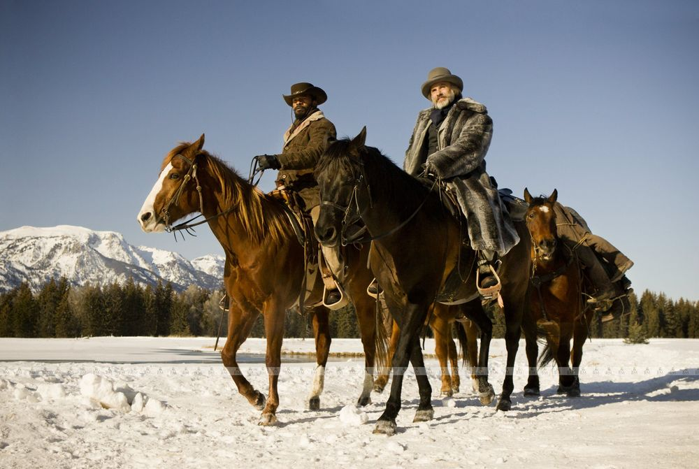 Production still of Django Unchained via Google.