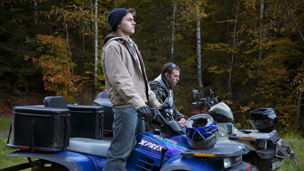 PHOTO CREDIT: Movie still featuring Emory Cohen and Callan McAuliffe - photo from the  movie's official website  .