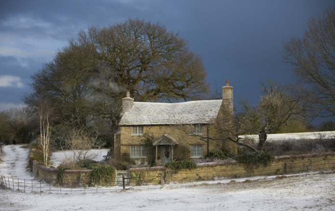 PHOTO CREDIT: Above photo of Rosehill Cottage is from outnow.ch.