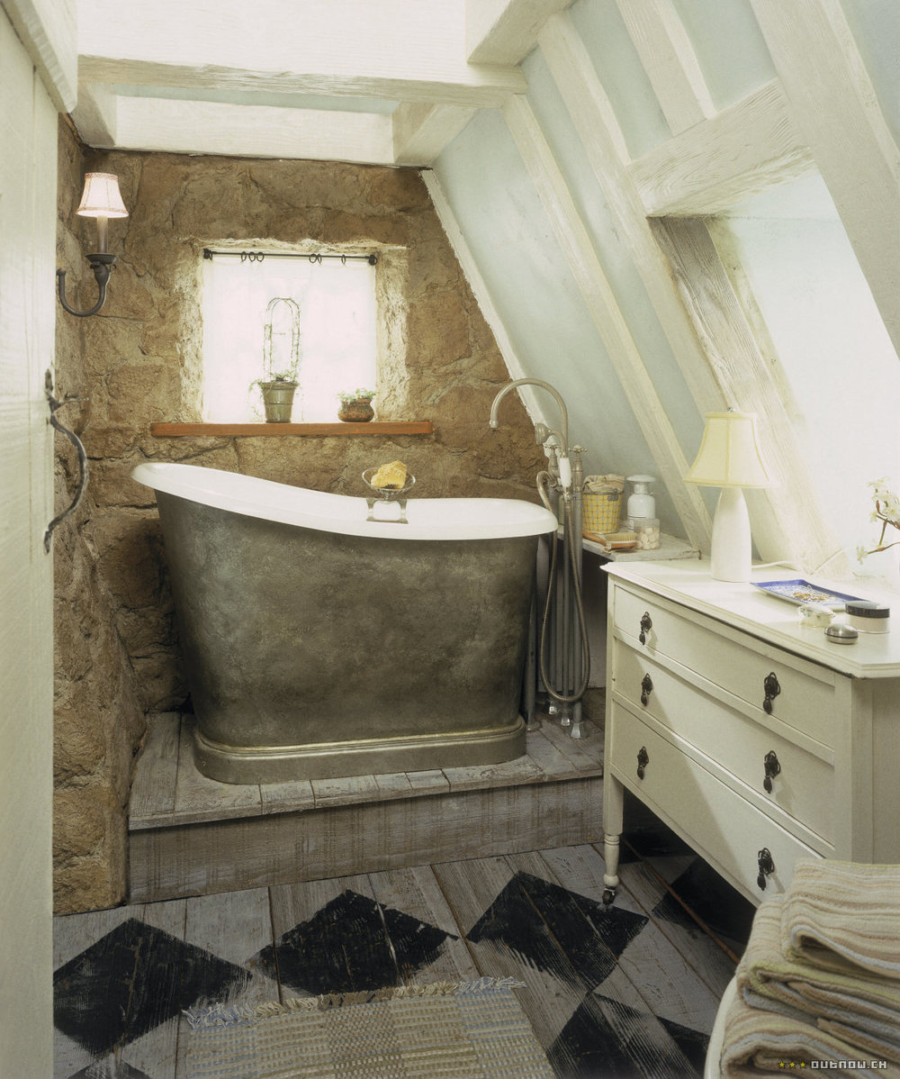 English cottage bathrooms - Rosehillcottage7 Jpg
