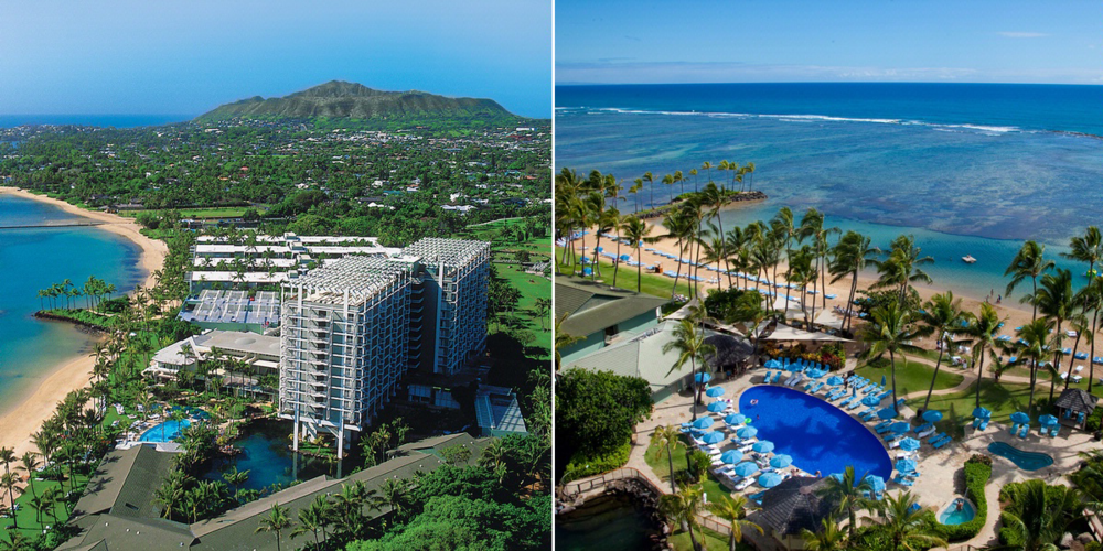 PHOTO CREDITS: Above photos of the Kahala Hotel & Resort is from the resort's website.