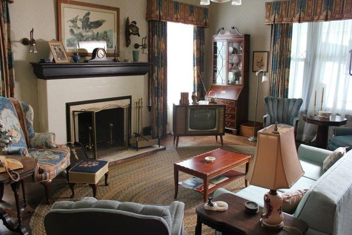 Image of Skeeter's house viaGoogle.
