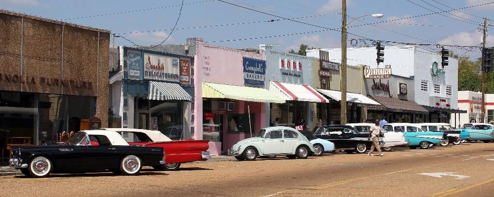 Image of Fondren District via Google.