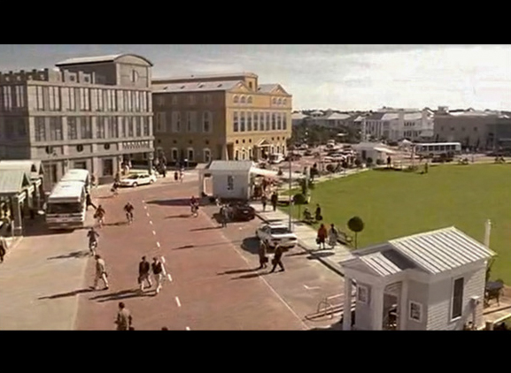 Screenshot from The Truman Show.