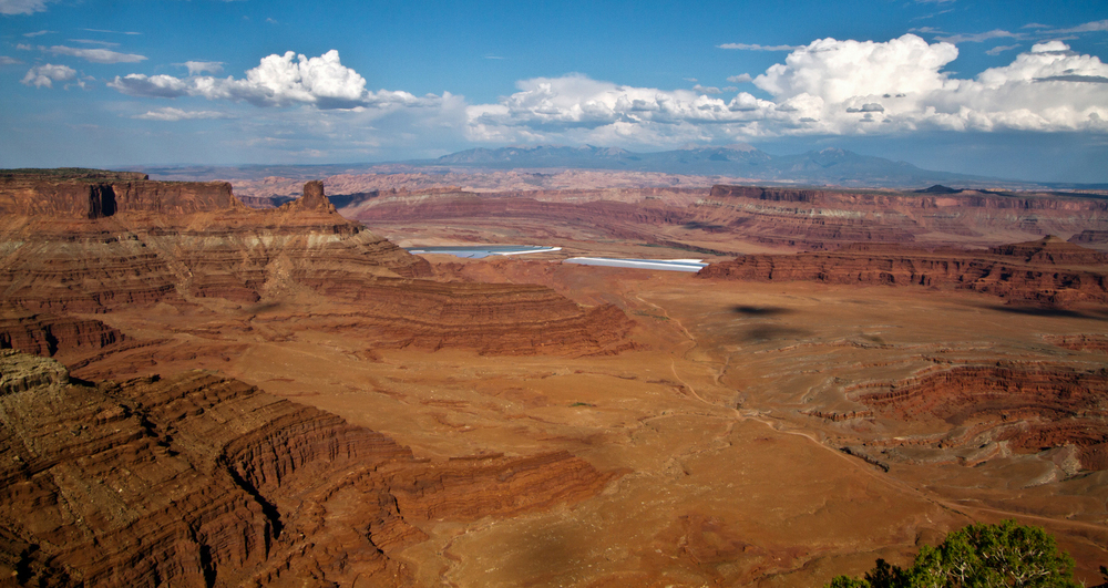 Image of Dead Horse Point State Park via Flickr.