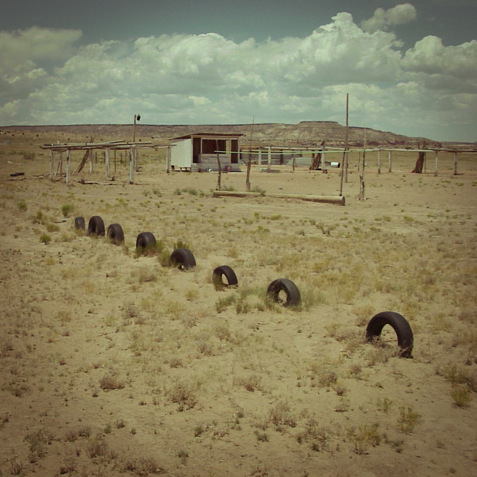 The Tohajiilee Indian Reservation - New Mexico