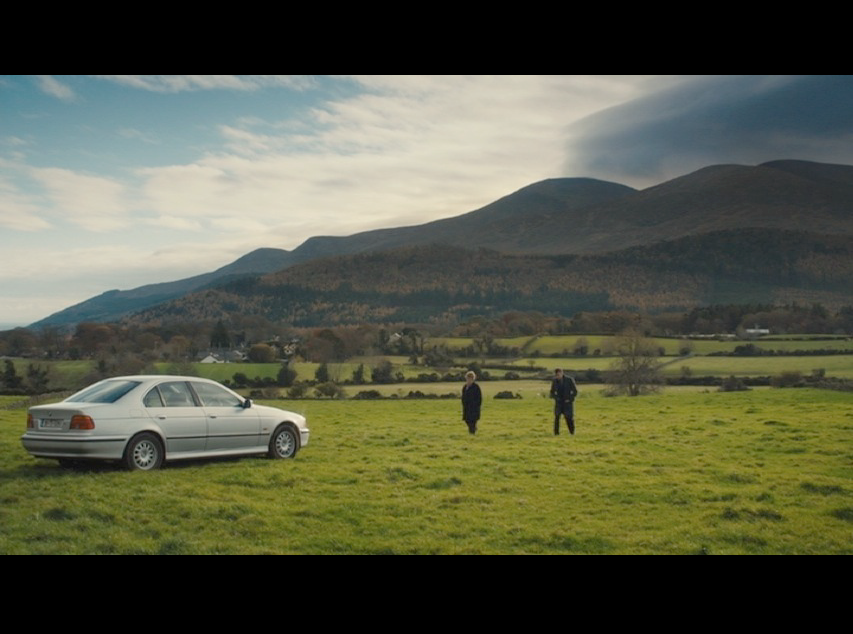 Screenshot from  Philomena  filmed against the beautiful backdrop of The Mournes in Northern Ireland.